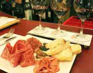 Vino Volo offers cheese, charcuterie, wine flights and more at airports across America