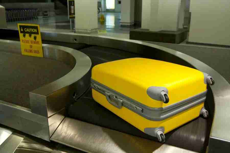 Even the cost of checked bag