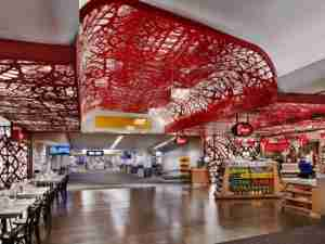 Enjoy some French fare and high design at LGA