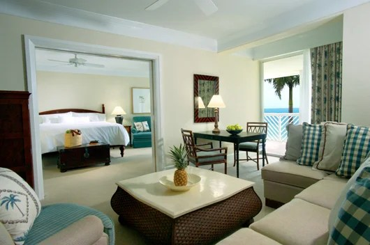 Grand Lucayan Suite