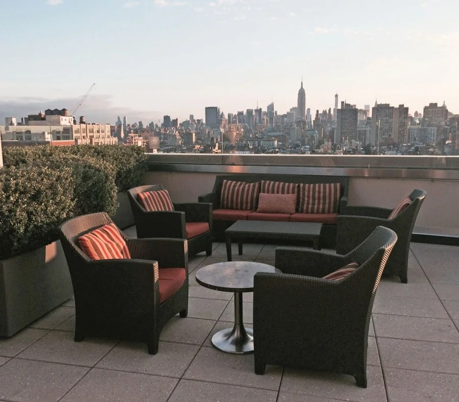 Hotel Review Sheraton Tribeca New York King Guest Room