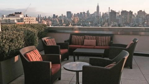 Hotel Review Sheraton Tribeca New York King Guest Room The