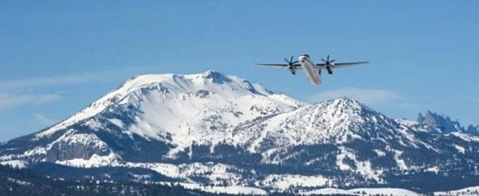 Get same day skiing for free at Mammoth with your Alaska boarding pass