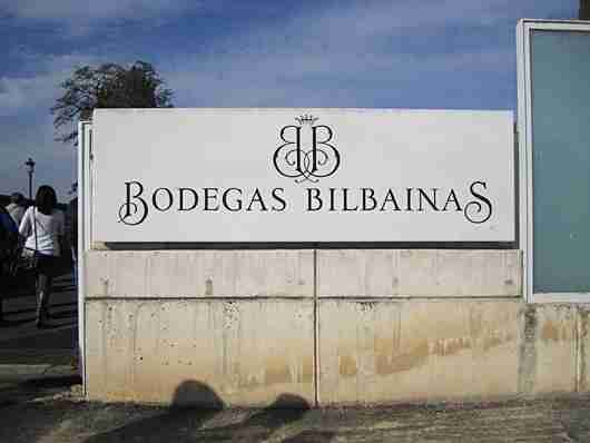 Bodegaas Bilbainas makes some of my favorite wine, Viña Pomal and Viña Zaco