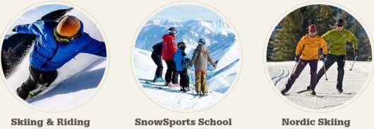 Get same day free skiing AND a free group class with your Alaska boarding pass