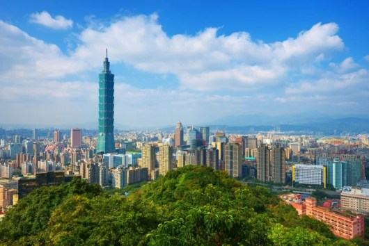 China Airlines' new 777-300ER will fly several routes to Taipei, Taiwan (Image courtesy of Shutterstock)