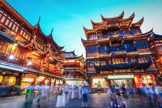 You could win a trip to Shanghai. Photo courtesy of Shutterstock.