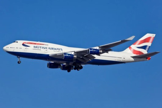 Transferring to British Airways is a solid option. Photo courtesy of Shutterstock.