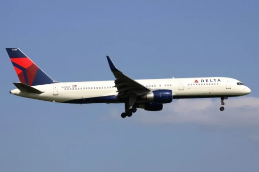 Delta's new LHR-PHL route will be flown on a three-class, 164-seat 757-200