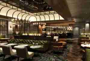 A rendering of the Hilton London Bankside