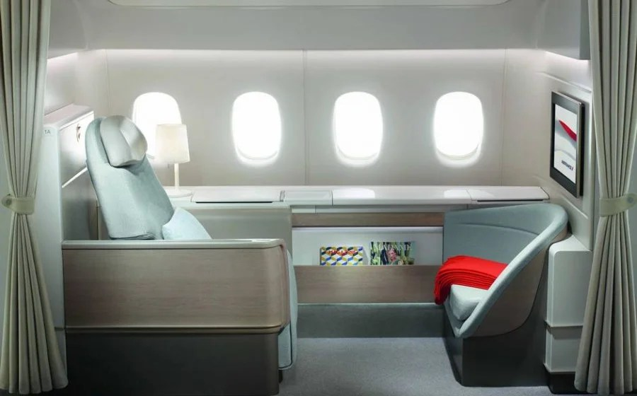 Top International First Class Seats You Can Book with Points