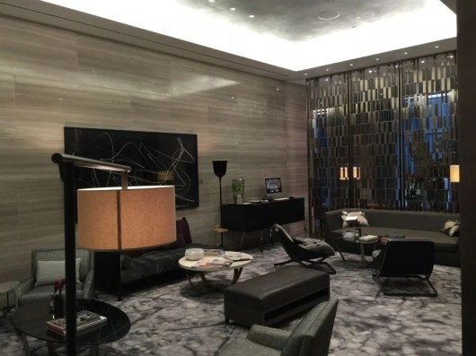 Park Hyatt New York Lobby