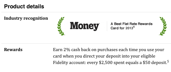The Fidelity American Express has won awards from Credit.com and Money Magazine, but is it worth adding to your wallet?