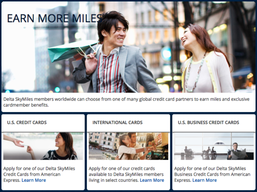 Certain Delta credit cards allow you to earn MQMs through sign-up bonuses or by hitting annual spending thresholds.