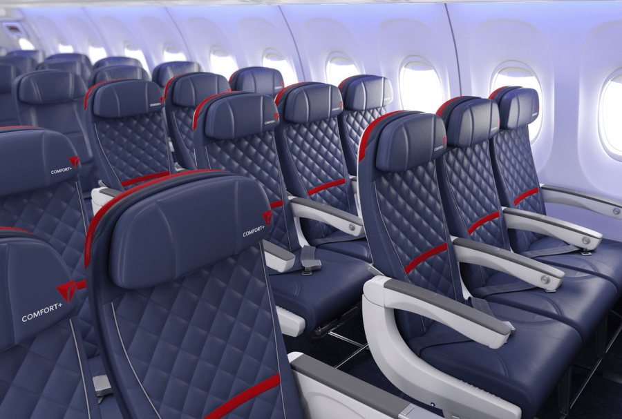Best Airlines To Fly Premium Economy Domestically