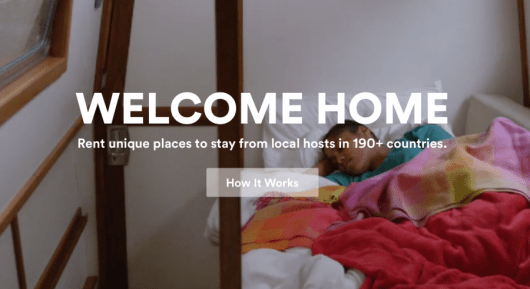 Amex just announced their new partner Airbnb.