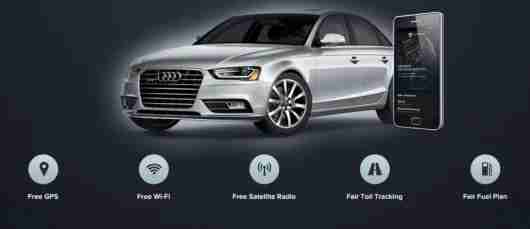 Silvercar rentals only $59 per day