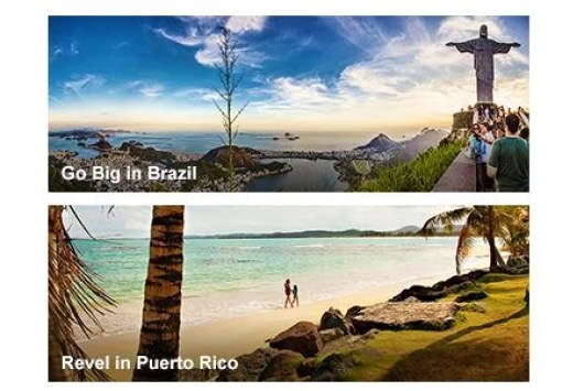 Win a WOW trip to one of five destinations