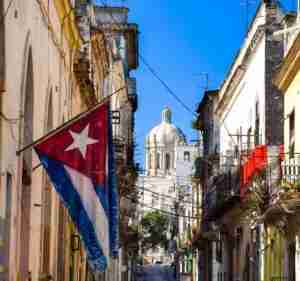 Thanks to a new warmth in U.S.-Cuban diplomatic relation, Cuba could soon be far more open to American travelers. Photo courtesy of Shutterstock.