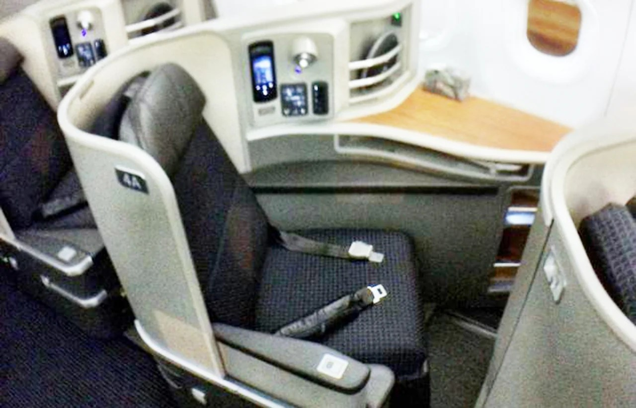 Flight Review American Airlines A321 First Class Jfk Sfo