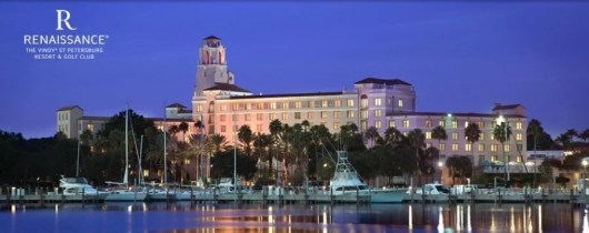 Win a trip to St. Petersburg, Florida
