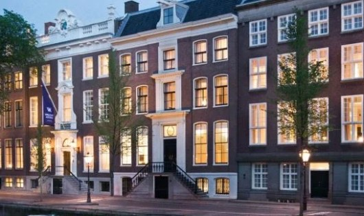 The Waldorf Astoria Amsterdam is moving up a Category on January 14, 2015