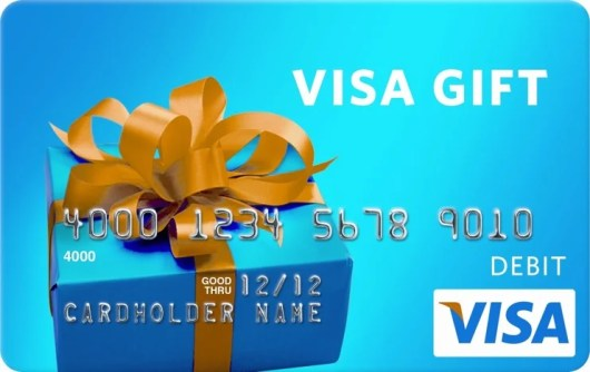 Enter to win this week's giveaway for a $500 Visa gift card.