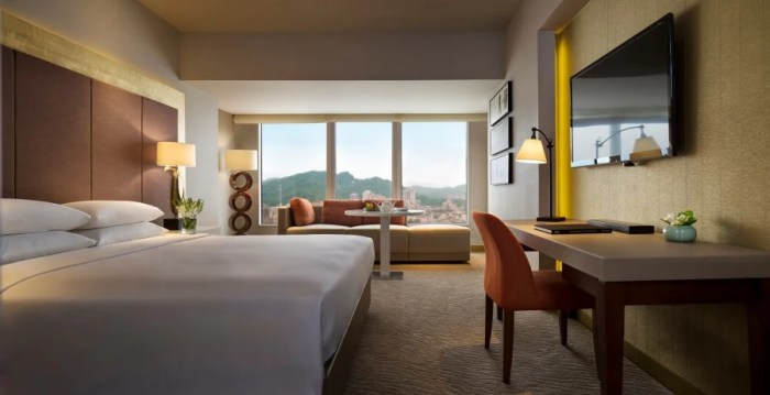 The Grand Hyatt Taipei is looking fresh after a spruce for its 25th anniversary.