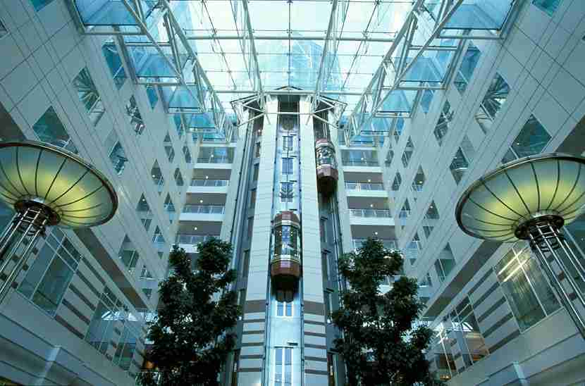 Hilton Charles de Gaulle Airport Hotel