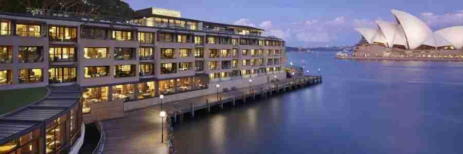 60,000 Ultimate Rewards points is enough for two nights at top-tier Hyatt properties like the Park Hyatt Sydney.