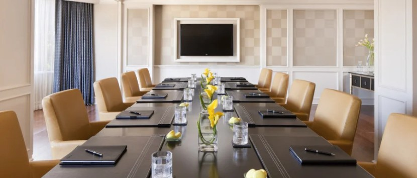 Planning an event at a hotel can be another fast track to elite status