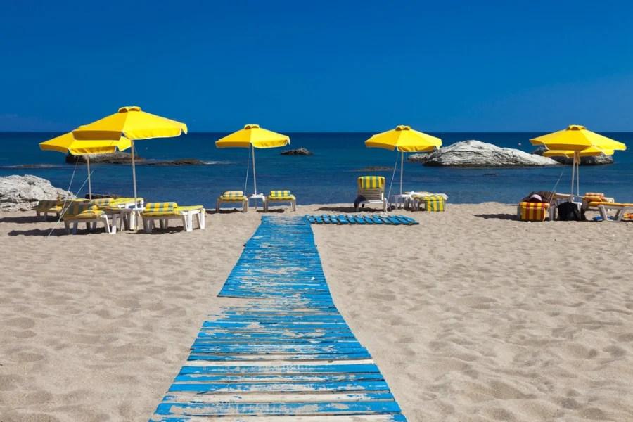 Stegna Beach, Rhodes - Courtesy of Shutterstock