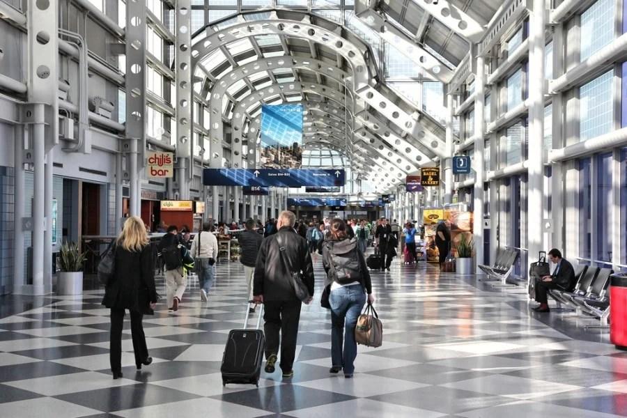 airport hookup