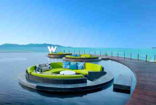 Want to stay at the W Retreat Koh Samui?