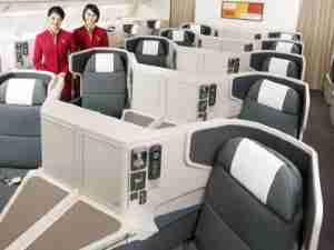 Why not redeem your miles for Cathay