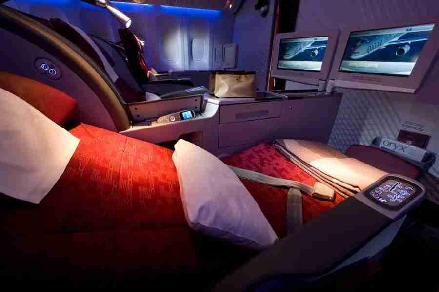 Courtesy of Qatar Airways