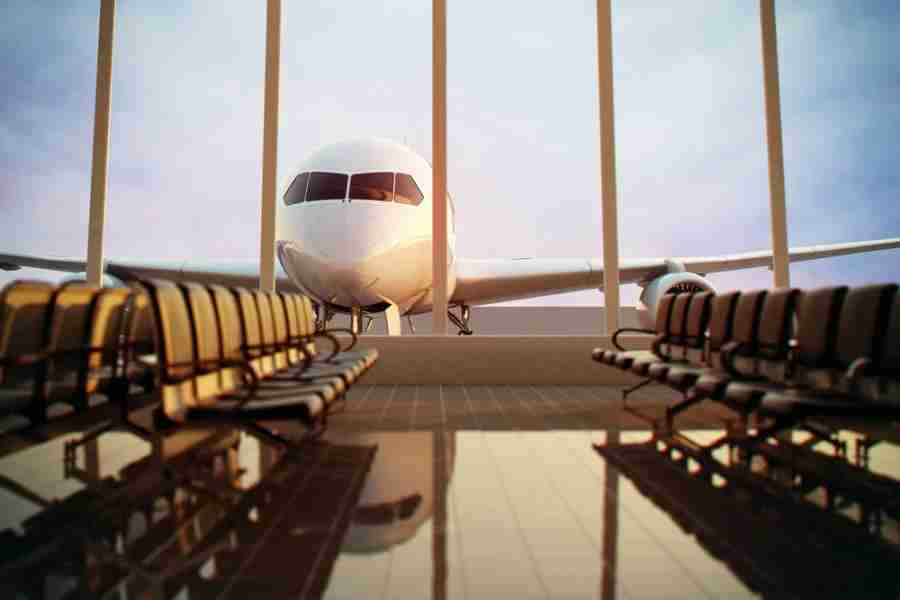 Airport customers cast their votes using factors such as cleanliness, lines, and staff. Photo courtesy of Shutterstock.