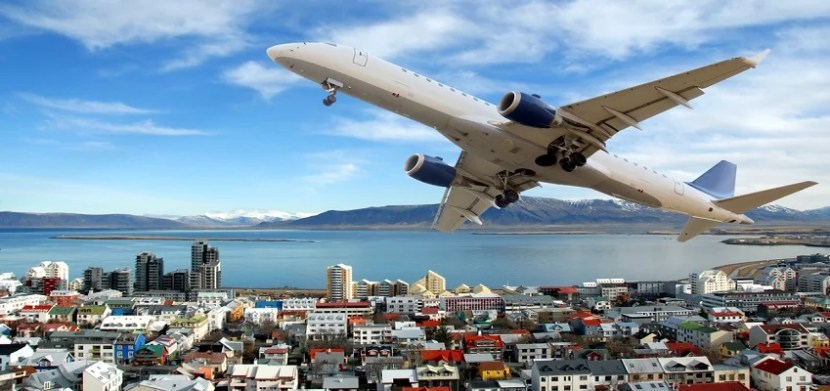 Visit Iceland in Business Class with an IcelandAir Class Up. Courtesy Shutterstock.