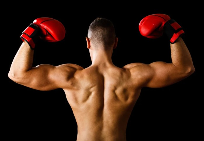 Want to look like this? Try a boxing class at the Mark Hotel in New York City. Photo courtesy of Shutterstock.