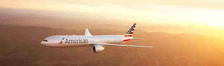 American Airlines plane 3