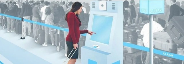 Cruise past long security lines with CLEAR