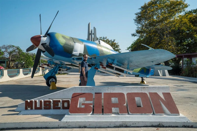 The Museo Giron gave me an interesting perspective on the Bay of Pigs