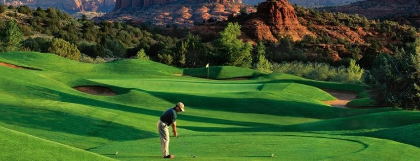 Prestige cardholders also receive three complimentary rounds of golf each calendar year.