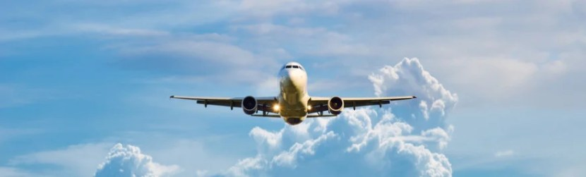 Plane in air from front shutterstock 193234670
