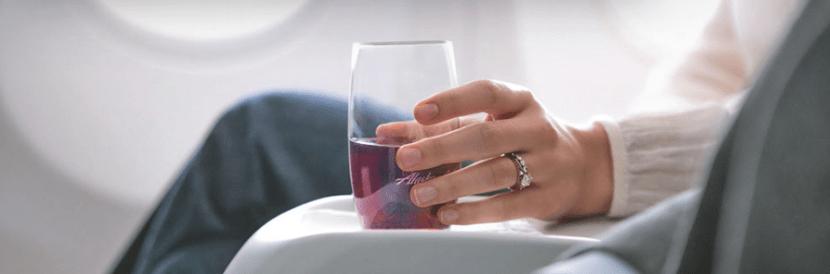 Alaska first class wine