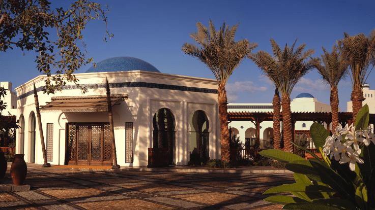 Consider checking out the Park Hyatt Dubai