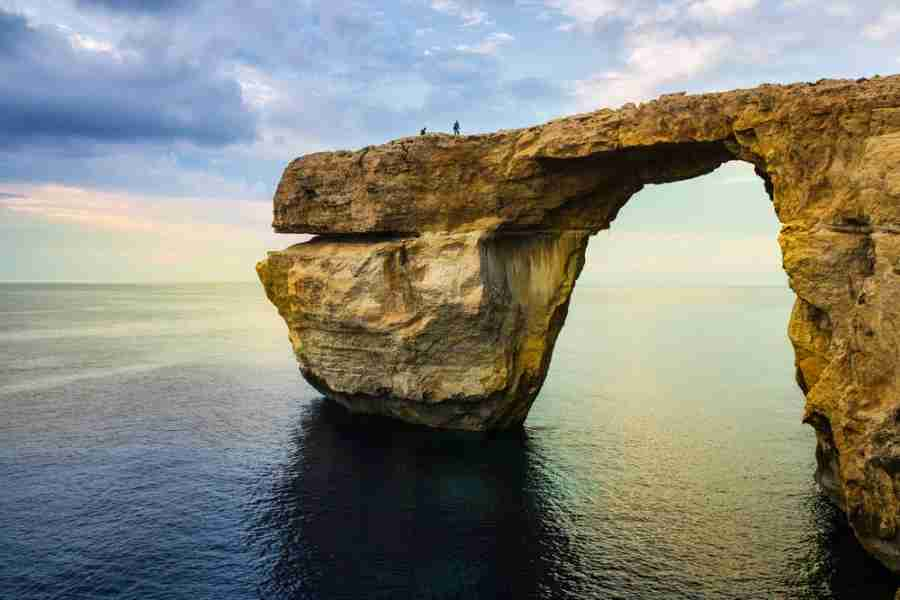 The Azure Window (Photo courtesy of zlikovec via Shutterstock)