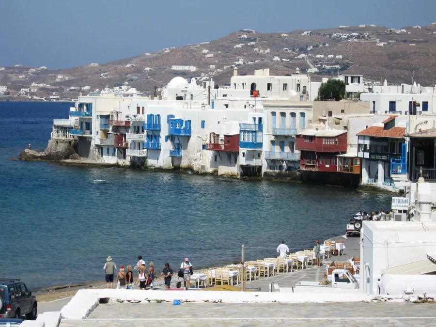 Travel To Mykonos On Points And Miles