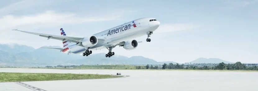 American Airlines Infant International Travel