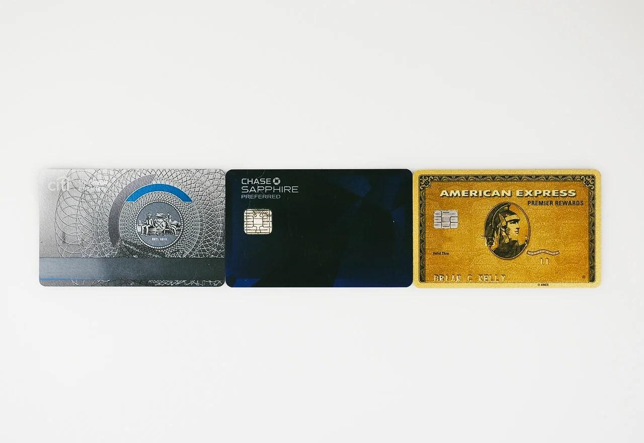 Showdown: ThankYou Premier vs. Sapphire Preferred vs. Premier Rewards Gold